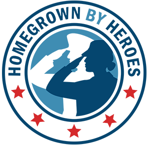 Homegrown by Heroes badge